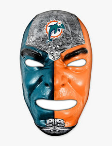 Franklin Sports NFL Miami Dolphins Fan Face