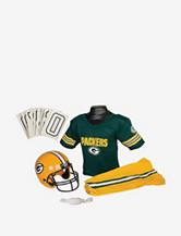 Franklin Sports NFL Green Bay Packers Deluxe Uniform Set