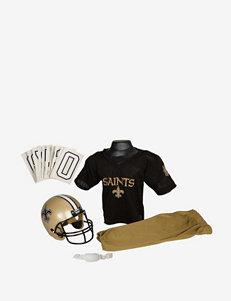 Franklin Sports NFL New Orleans Saints Deluxe Uniform Set