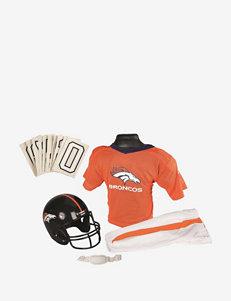 Franklin Sports NFL Denver Broncos Deluxe Uniform Set