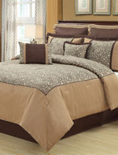 Beatrice Home Fashions Notre Dame 8-pc. Comforter Set