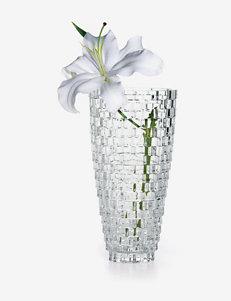 "Mikasa 12"" Palazzo Crystal Vase"