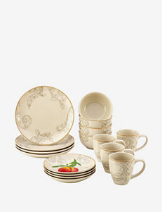 BonJour Dinnerware Orchard Harvest 16-pc. Set