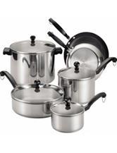 Farberware Classic Series II 12-pc. Cookware Set