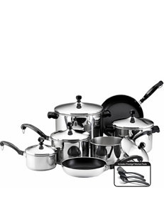 Farberware Classic Series 15-pc. Stainless Steel Set
