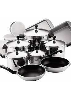 Farberware Classic Series 17-pc. Stainless Steel Set