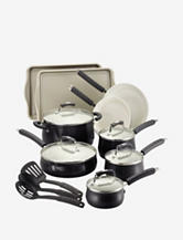Paula Deen Savannah Collection Aluminum 17-pc. Cookware Set with Bakeware