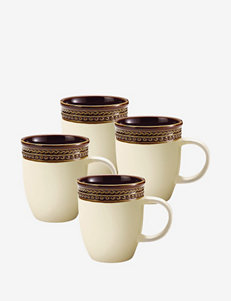 Paula Deen Signature Southern Gathering Dinnerware 4-pc. Mug Set