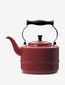 Paula Deen Signature 2-Quart Enamel on Steel Traditional Teakettle