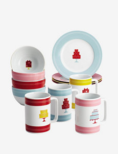Cake Boss 12-pc. Dessert Mini Cakes Pattern Serveware Set