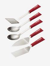 Cake Boss 5-pc. Red Kitchen Prep Tool Set