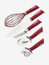 Cake Boss 5-pc. Red Baking & Decorating Tool Set
