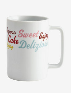 Cake Boss 4-pc. Icing & Quotes Print Mug Set