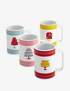 Cake Boss 4-pc. Mini Cakes Print Mug Set