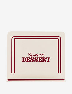 Cake Boss Devoted To Dessert Metal Cookbook Stand