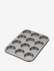 Cake Boss 12-Cup Grey Whoopie Pie Pan