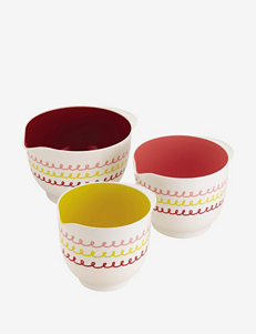 Cake Boss 3-pc. Icing Pattern Mixing Bowl Set