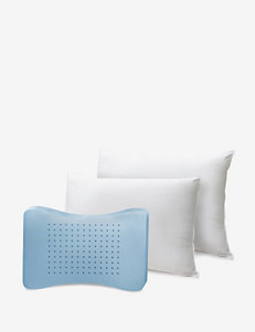 Sensorpedic White Bed Pillows