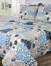Vintage Collection Bethany 3-pc. Quilt Set