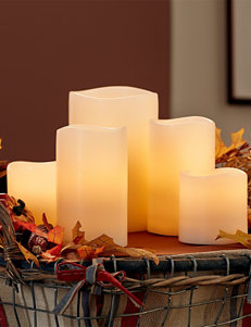 Apothecary 5-pc. Flameless Candle Set