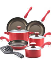 Paula Deen 11-pc. Signature Cookware Set