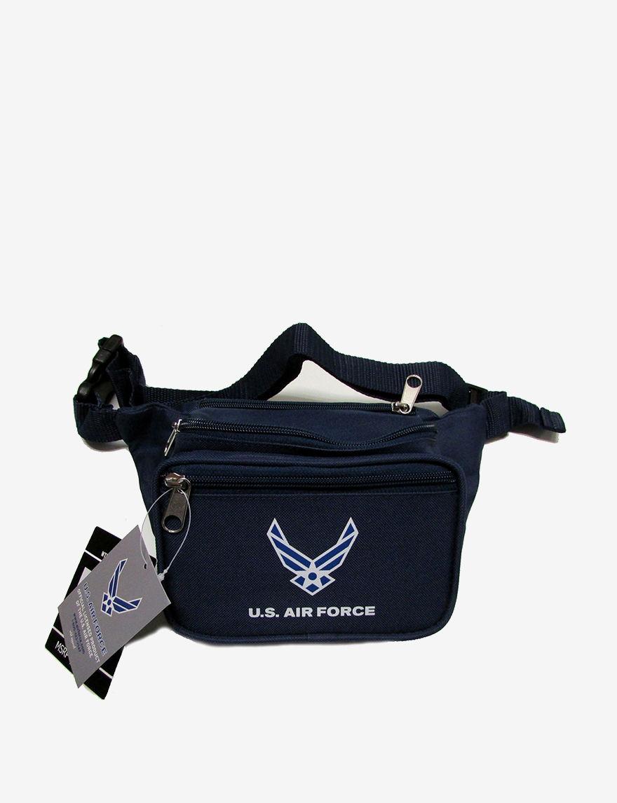 Licensed Navy Fanny Packs & Drawstring Bags