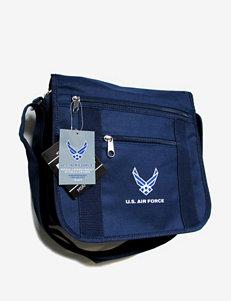 U.S. Air Force Navy Mini Messenger Bag