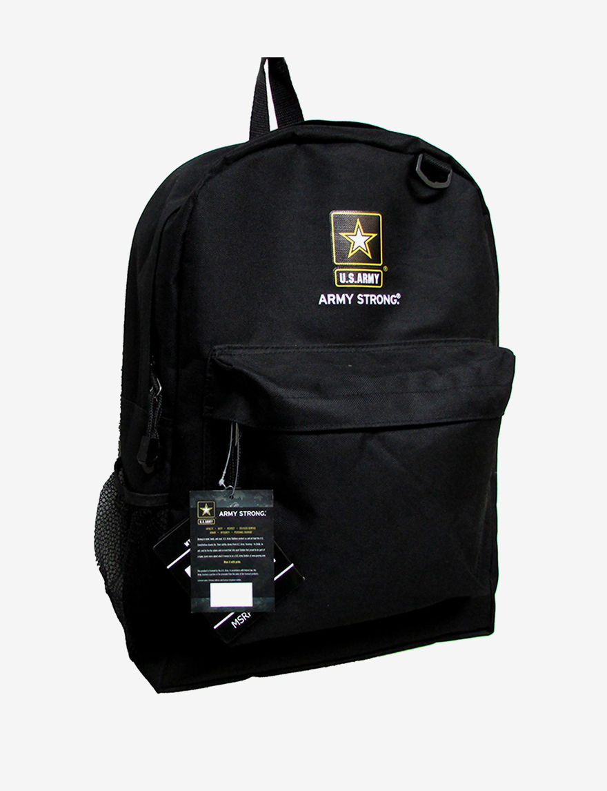 Licensed Black Bookbags & Backpacks