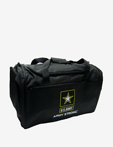 Licensed Black Duffle Bags
