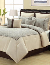 Beatrice Home Fashions Abril 8-pc. Comforter Set