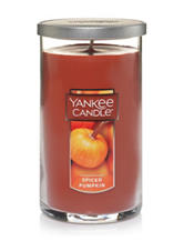 Yankee Candle® Spiced Pumpkin Perfect Pillar™ Candle