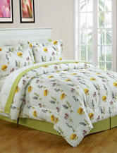 Artistic Linen Wild Flower 8-pc. Bed In A Bag