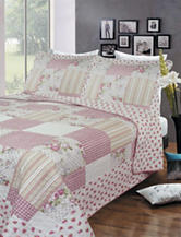 Home & Main Gabriela 3-pc. Quilt Bedding Set