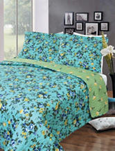 Home & Main Renee 3-pc. Quilt Bedding Set