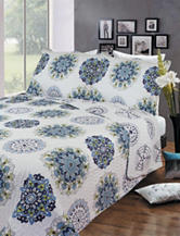 Home & Main Crystal 3-pc. Quilt Bedding Set