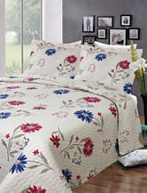 Home & Main Melissa 3-pc. Quilt Bedding Set