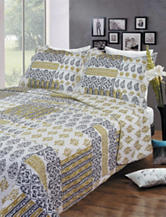 Home & Main Naomi 3-pc. Quilt Bedding Set