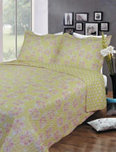 Home & Main Myra 3-pc. Quilt Bedding Set