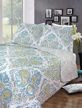 Home & Main Elana 3-pc. Quilt Bedding Set