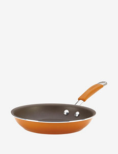 Rachael Ray Burnt Orange Frying Pans & Skillets Cookware