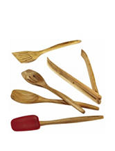 Rachael Ray 5-pc. Cucina Wood Tool Set