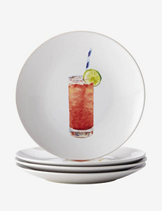 Rachael Ray 4-pc. Cocktails Party Plate Set
