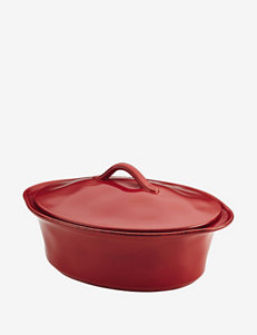 Rachael Ray Red Baking & Casserole Dishes Bakeware Cookware