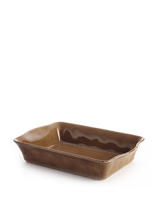 Rachael Ray Brown Baking & Casserole Dishes Bakeware Cookware