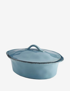 Rachael Ray Light Blue Baking & Casserole Dishes Bakeware Cookware
