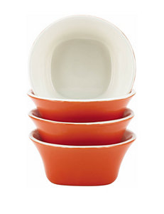 Racheal Ray 4-pc. Round & Square Fruit Bowl Set