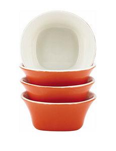 Rachael Ray Orange Bowls Dinnerware
