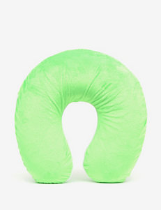 Pegasus Home Green U-Neck Travel Pillow