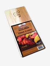 Chef Locke 2-pk. Cedar Planks
