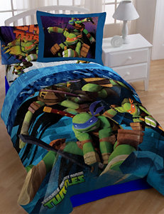 Nickelodeon Teenage Mutant Ninja Turtles Comforter